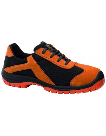 TRAIL TOP NARANJA LINEA LIFE