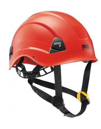 VERTEX ST ROJO, CASCO CONFORTABLE PARA LA INDUSTRIA