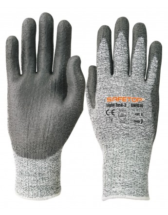 LIGHT TASK 3 GUANTES SINTETICOS DE PU