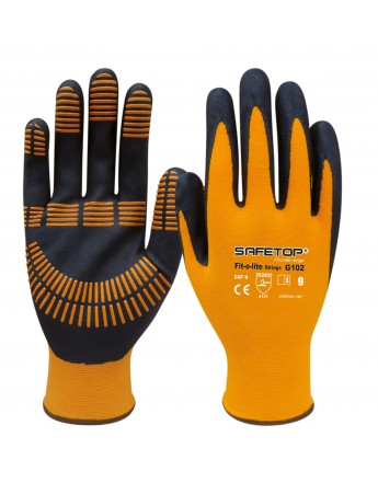 FIT-O-LITE STRINGS GUANTES FIT-O-LITE DE NITRILO
