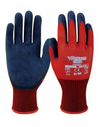 WONDER GRIP CONFORT GUANTES SINTETICOS RECUBIERTO DE LATEX