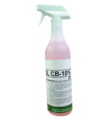 DESINFECTANTE FUNGISOL CB 10% X750 ML.
