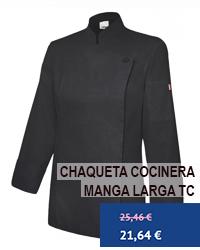 chaqueta cocina personalizable